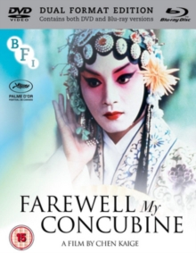 Farewell My Concubine, Blu-ray BluRay