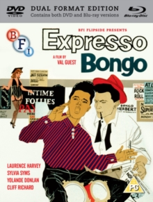 Expresso Bongo, Blu-ray BluRay