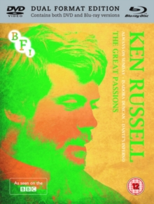 Ken Russell: The Great Passions, Blu-ray BluRay