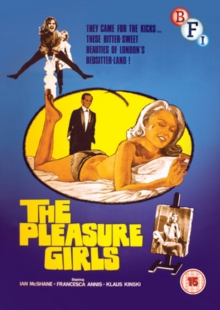 Pleasure Girls, DVD  DVD