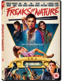 Freaks of Nature, DVD DVD