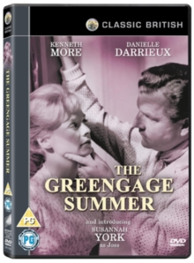 The Greengage Summer, DVD DVD