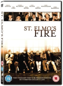 St Elmo's Fire, DVD  DVD