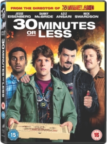 30 Minutes Or Less, DVD  DVD