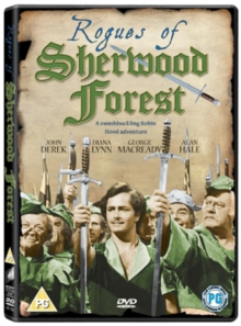 Rogues of Sherwood Forest, DVD  DVD