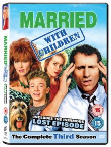 Married With Children: Season 3, DVD  DVD