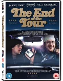 The End of the Tour, DVD DVD