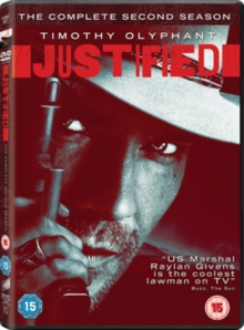 Justified: The Complete Second Season, DVD  DVD