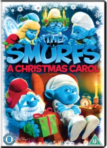 The Smurfs: A Christmas Carol, DVD DVD