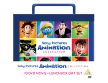 Sony Pictures Animation Collection, DVD DVD