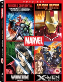 Marvel Anime Collection, DVD  DVD