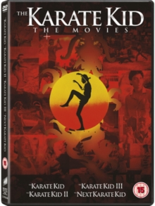 The Karate Kid/The Karate Kid 2/The Karate Kid 3/Next Karate Kid, DVD DVD