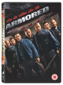 Armored, DVD  DVD