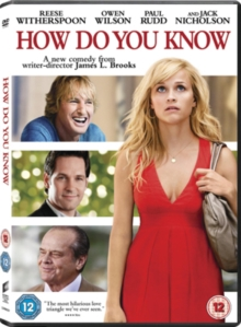 How Do You Know?, DVD  DVD
