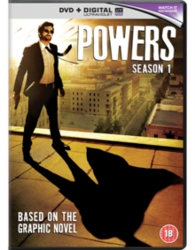 Powers: Season 1, DVD DVD