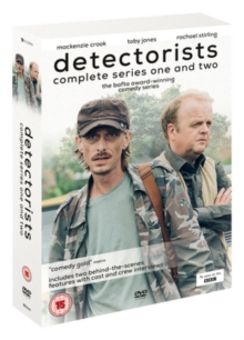 Detectorists: Complete Series One and Two, DVD  DVD