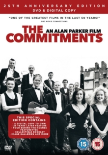 The Commitments, DVD DVD