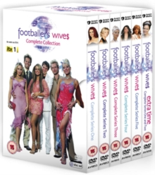 Footballers' Wives: Complete Collection, DVD  DVD
