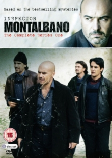 Inspector Montalbano: The Complete Series One, DVD  DVD