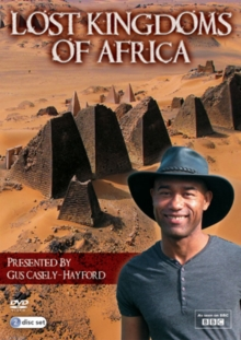 Lost Kingdoms of Africa, DVD  DVD