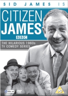 Citizen James, DVD  DVD