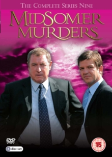 Midsomer Murders: The Complete Series Nine, DVD  DVD