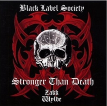 Stronger Than Death, CD / Album Cd