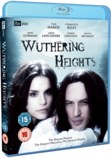 Wuthering Heights, Blu-ray  BluRay
