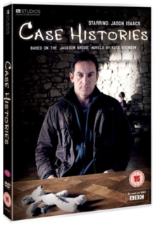 Case Histories, DVD  DVD