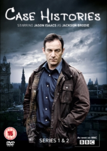 Case Histories: Series 1 and 2, DVD  DVD