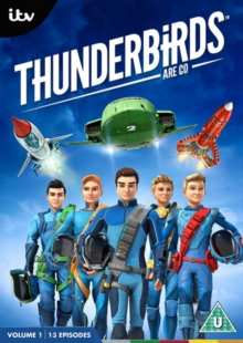 Thunderbirds Are Go: Volume 1, DVD  DVD