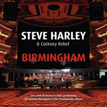 Birmingham: Live With Orchestra and Choir, CD / Album Cd