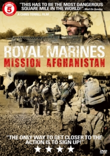 Royal Marines - Mission Afghanistan, DVD  DVD