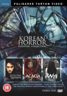 Korean Horror - Essential Collection, DVD  DVD