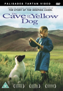 The Cave of the Yellow Dog, DVD DVD