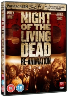 Night of the Living Dead 3D - Re-animation, DVD  DVD