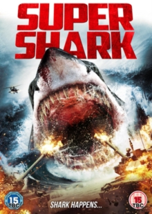 Super Shark, DVD  DVD