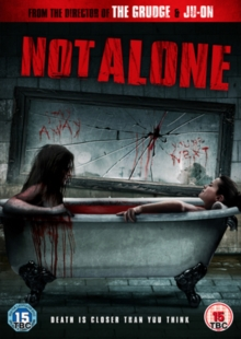 Not Alone, DVD  DVD