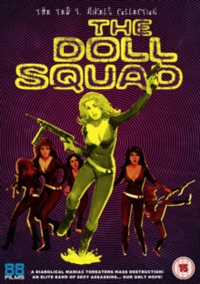 The Doll Squad, DVD DVD