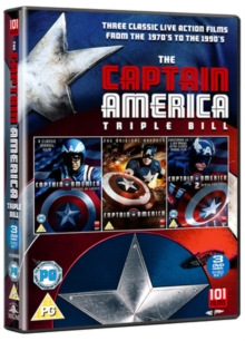 Captain America Collection, DVD  DVD