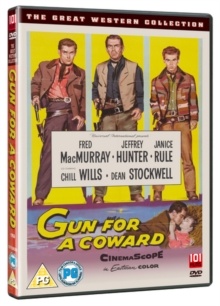 Gun for a Coward, DVD  DVD