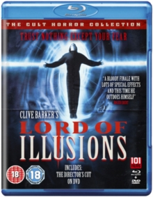 Lord of Illusions, Blu-ray  BluRay