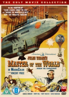 Master of the World, DVD  DVD