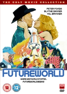 Futureworld, DVD  DVD