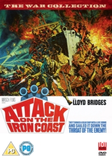 Attack On the Iron Coast, DVD  DVD
