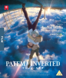 Patema Inverted, Blu-ray  BluRay