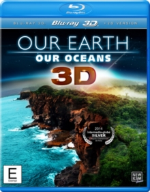 Our Earth, Our Oceans, Blu-ray  BluRay
