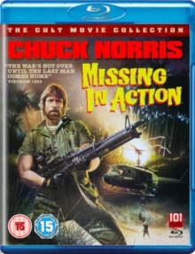 Missing in Action, Blu-ray  BluRay