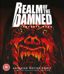 Realm of the Damned, Blu-ray BluRay