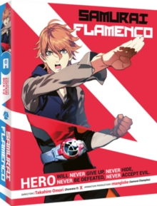 Samurai Flamenco: Part 1, Blu-ray  BluRay